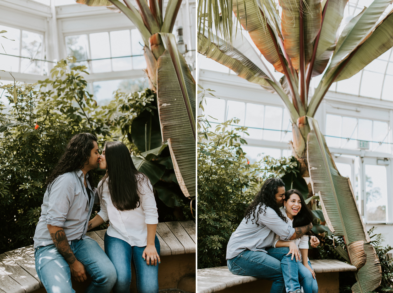 Duke Farms Arboretum Couple Session, New Jersey Wedding Photographer, Anais Possamai Photography