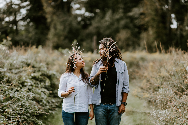 Duke Farms Couple Session, New Jersey Wedding Photographer Anais Possamai Photography