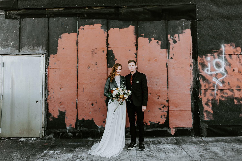NYC Rooftop Wedding, Brooklyn Wedding Venue, NYC Elopement, New York Weddings, New York Wedding Photographer