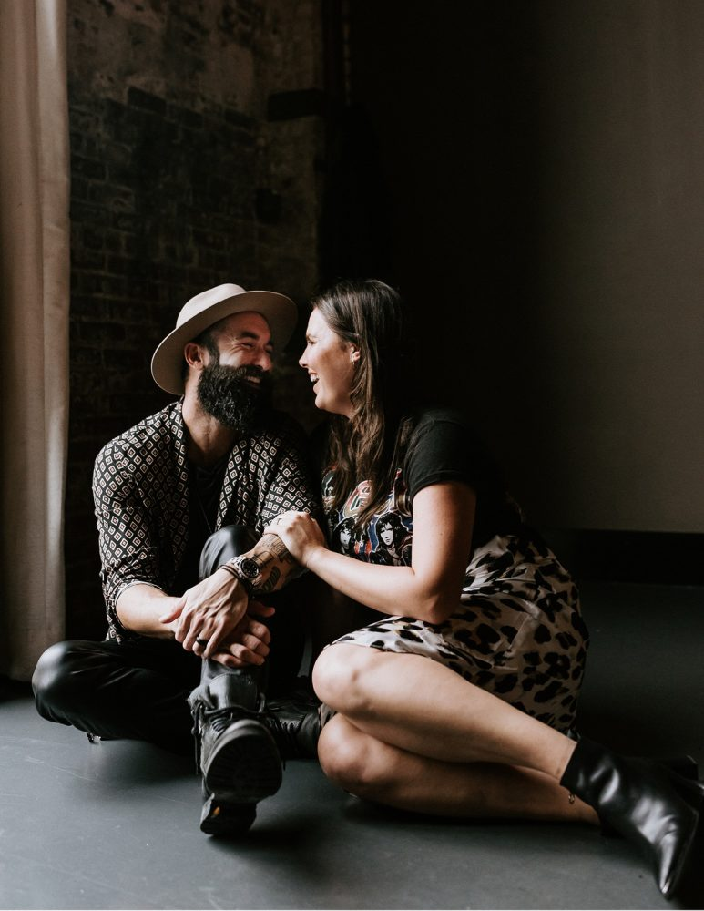 Indoor engagement, At home engagement, moody photographer, Brooklyn engagement, NYC Wedding Photographer