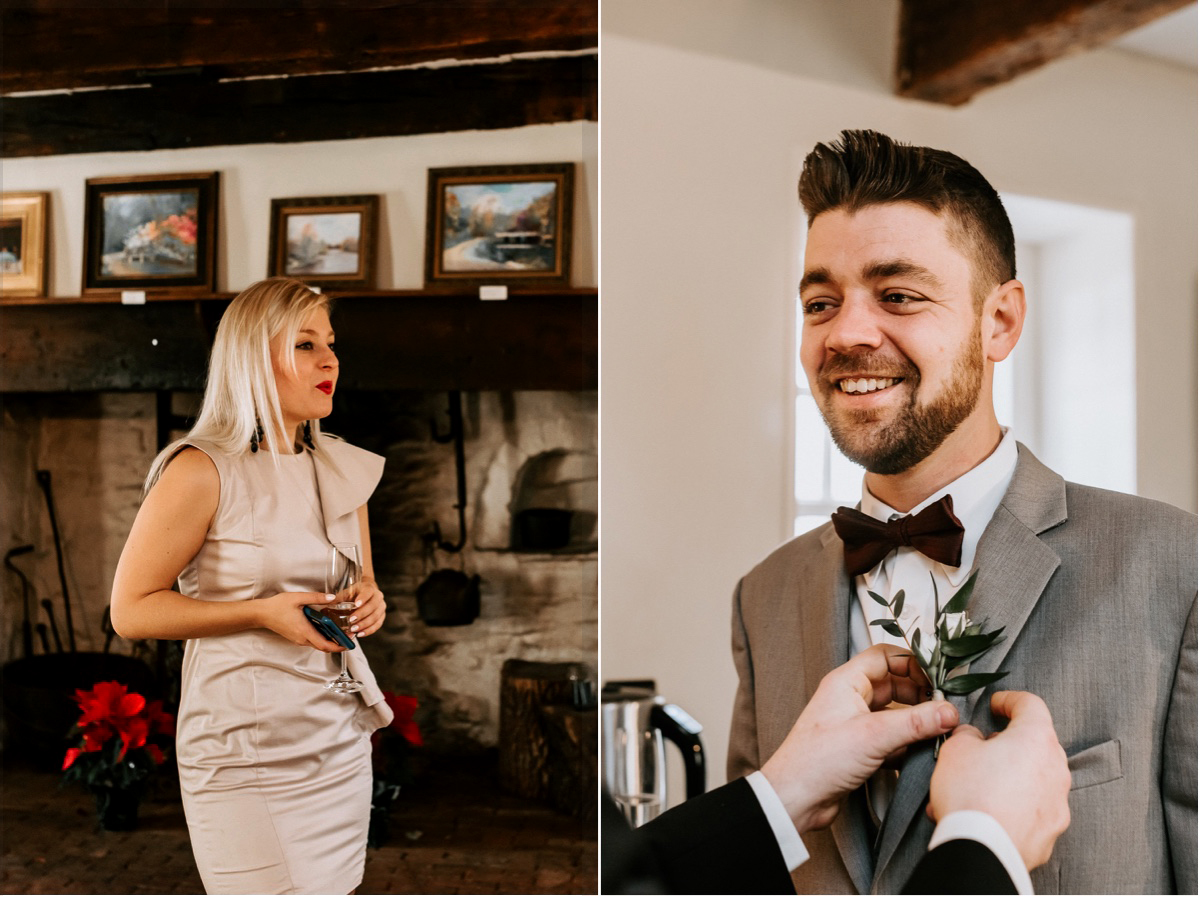 13 Winter Elopement Adventurous Elopement Photographer Winter Elopement The Inn At Glencairn New Jersey Wedding Photographer Intimate Wedding NJ Wedding Photographer