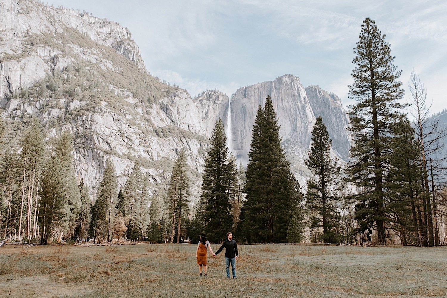 Yosemite Anniversary California Wedding Photographer San Francisco Wedding Photographer Yosemite Elopement 07