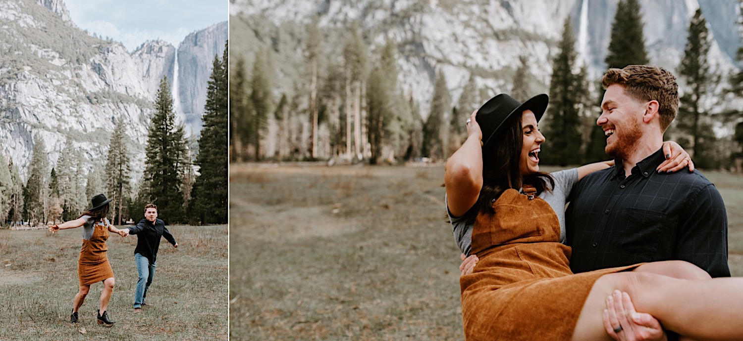 Yosemite Anniversary California Wedding Photographer San Francisco Wedding Photographer Yosemite Elopement 09