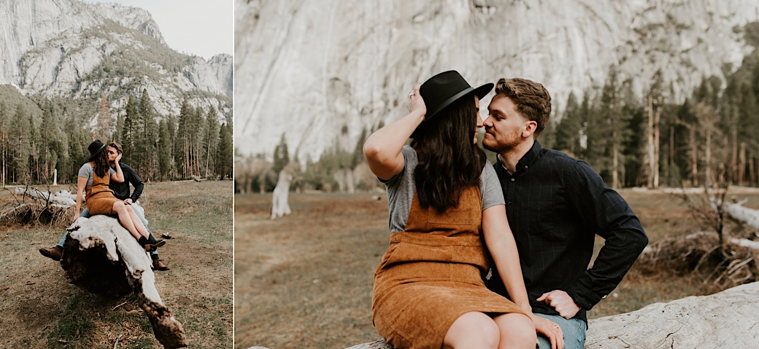 Yosemite Anniversary California Wedding Photographer San Francisco Wedding Photographer Yosemite Elopement 16
