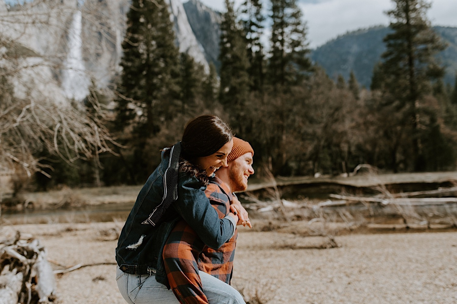 Yosemite Anniversary California Wedding Photographer San Francisco Wedding Photographer Yosemite Elopement 29