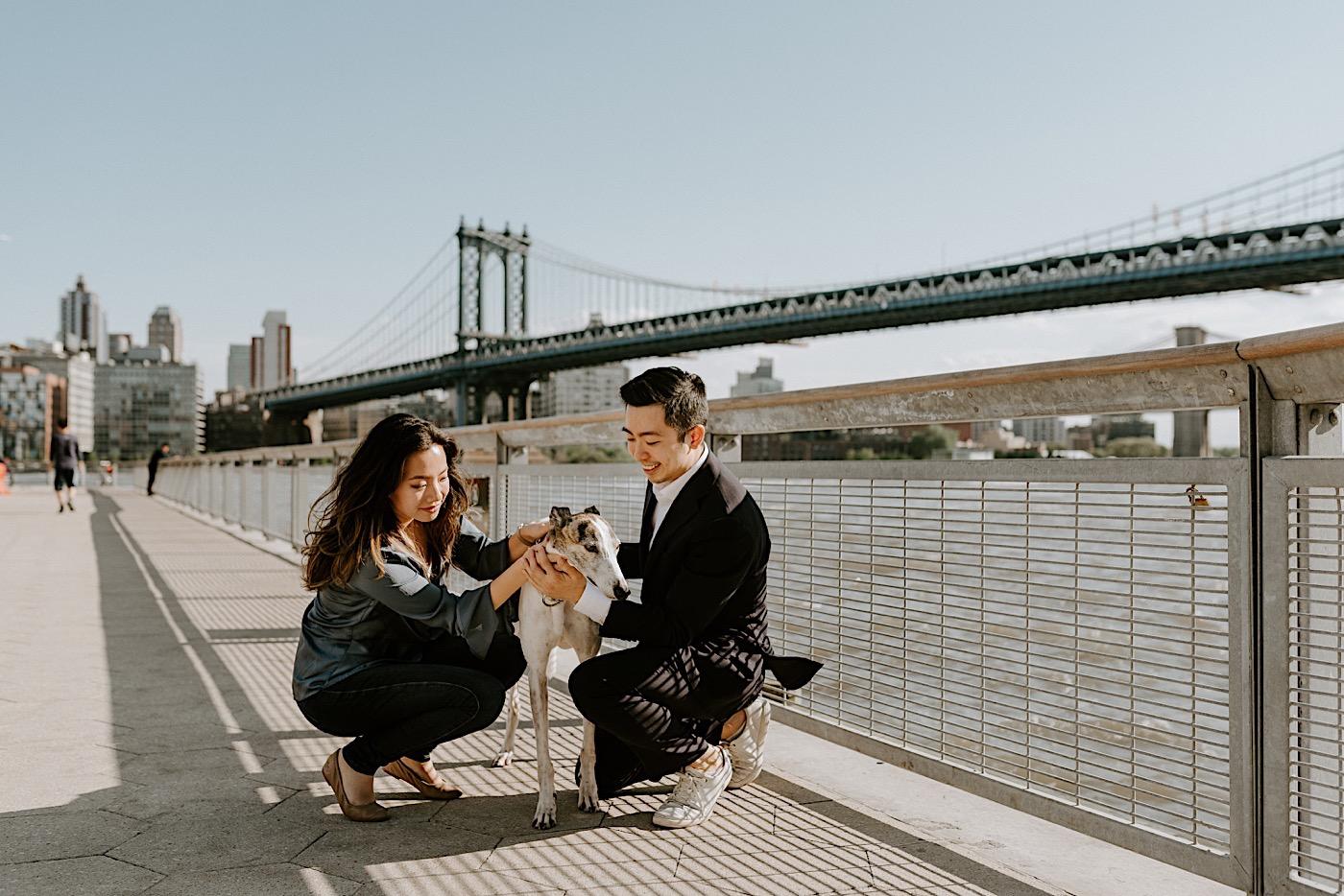 New York City Proposal NYC Wedding Photographer NYC Engagement Photos 19
