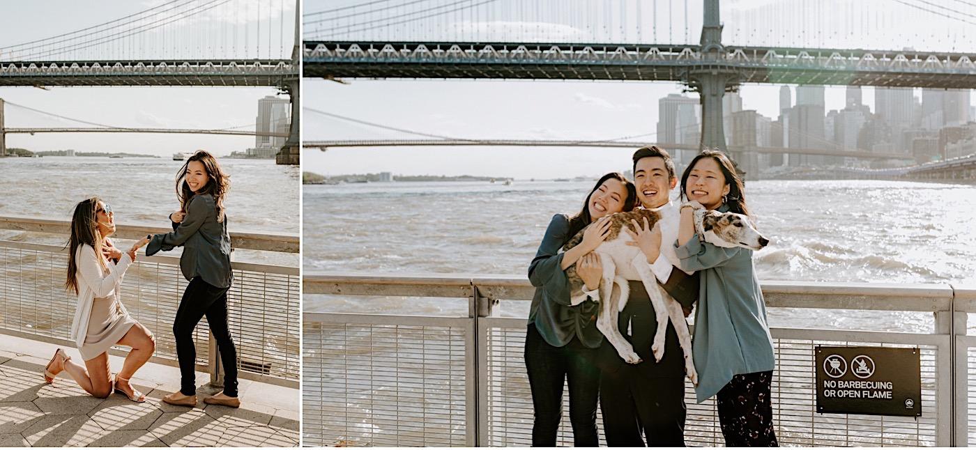 New York City Proposal NYC Wedding Photographer NYC Engagement Photos 31