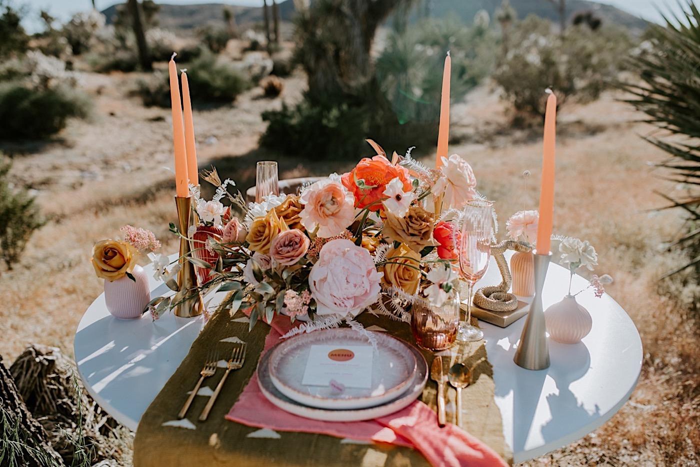 Palm Springs Elopement Los Angeles Elopement Photographer Desert Elopement 07