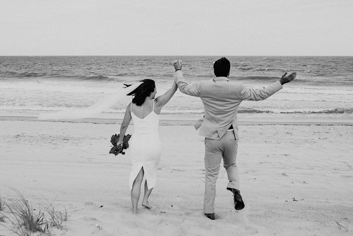 Sea Bright NJ Elopement Asbury Park Wedding Photographer NJ Wedding Photographer 01
