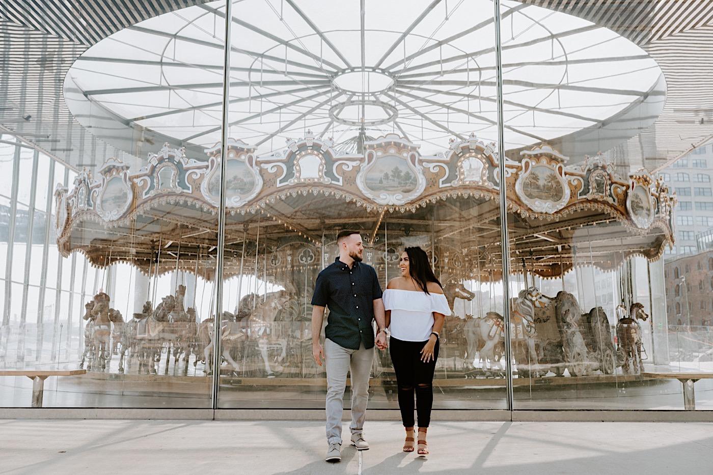 Dumbo Brooklyn Proposal Brooklyn Engagement Photos Brooklyn Wedding Photographer 004