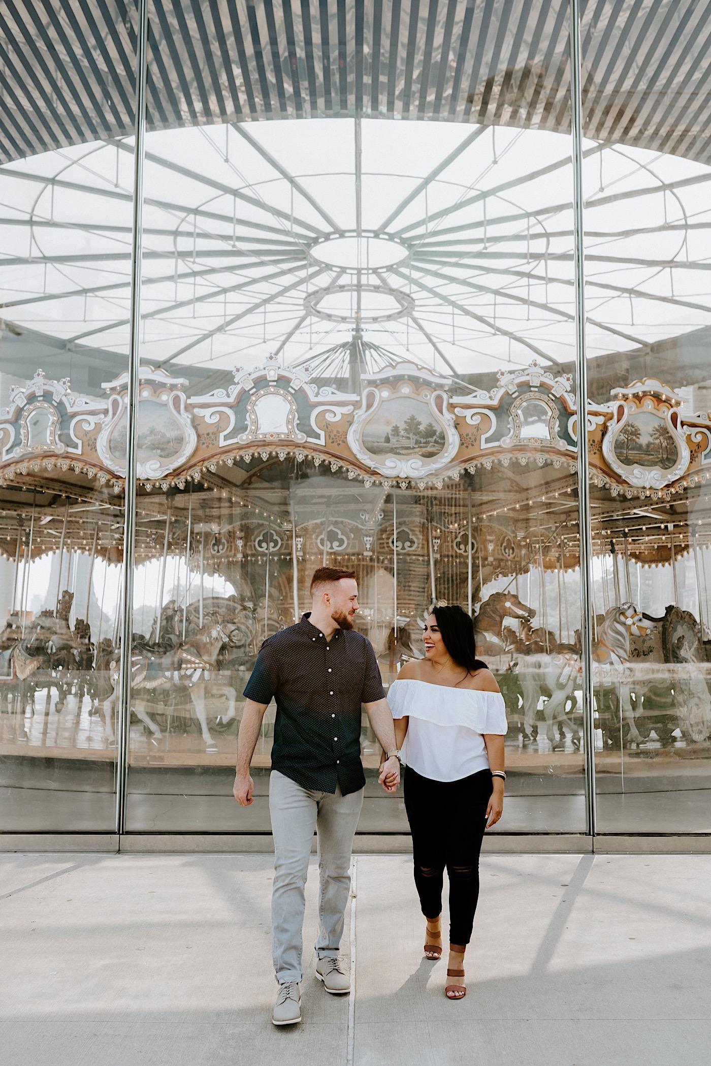 Dumbo Brooklyn Proposal Brooklyn Engagement Photos Brooklyn Wedding Photographer 005