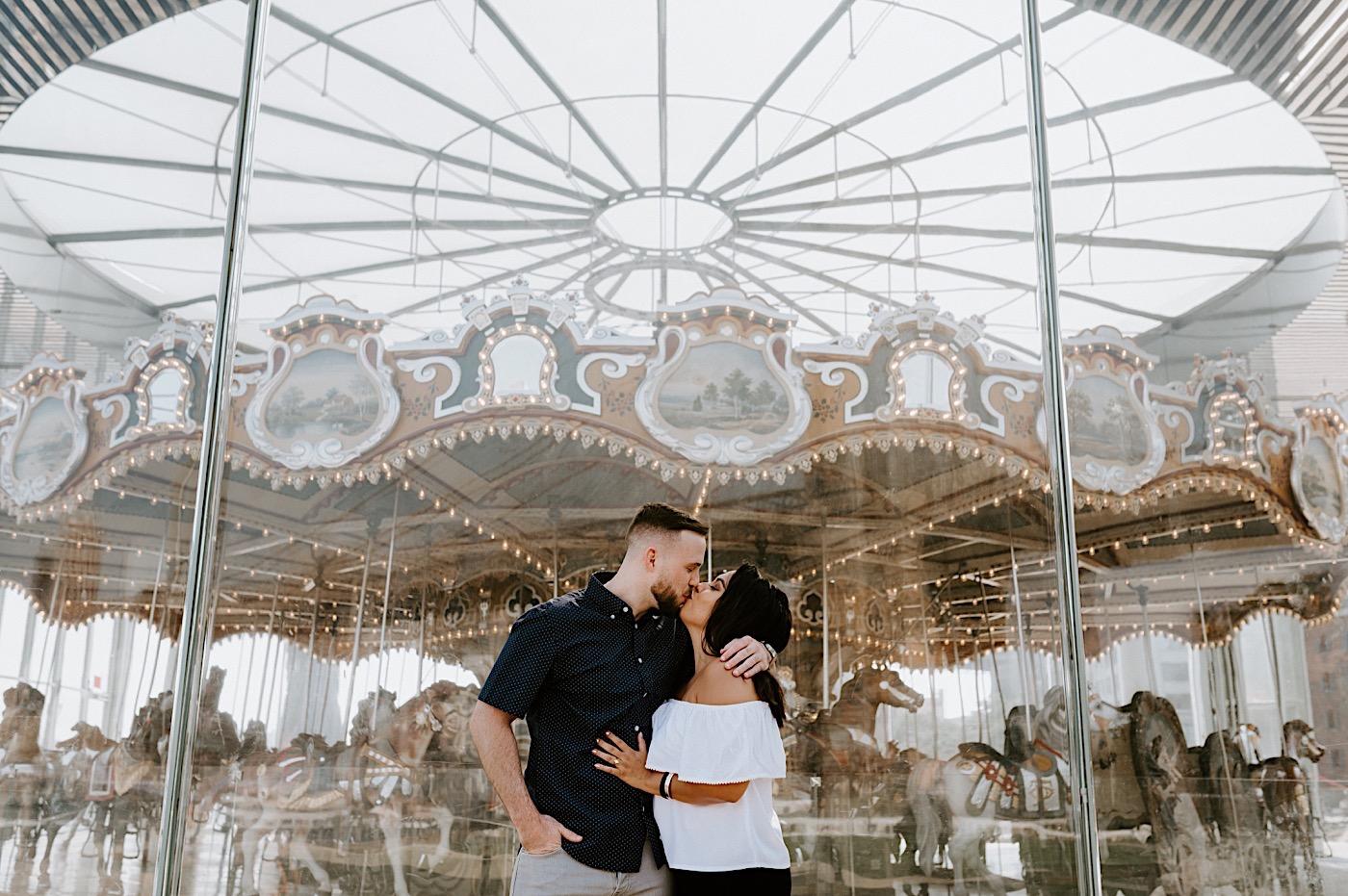 Dumbo Brooklyn Proposal Brooklyn Engagement Photos Brooklyn Wedding Photographer 006