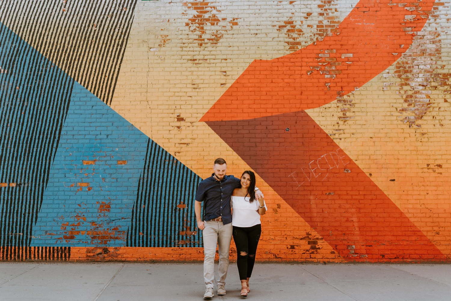 Dumbo Brooklyn Proposal Engagement
