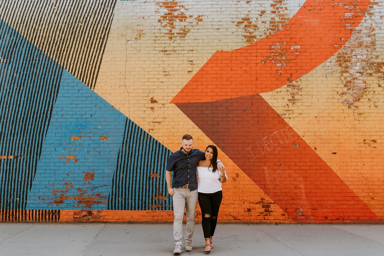 Dumbo Brooklyn Proposal Engagement