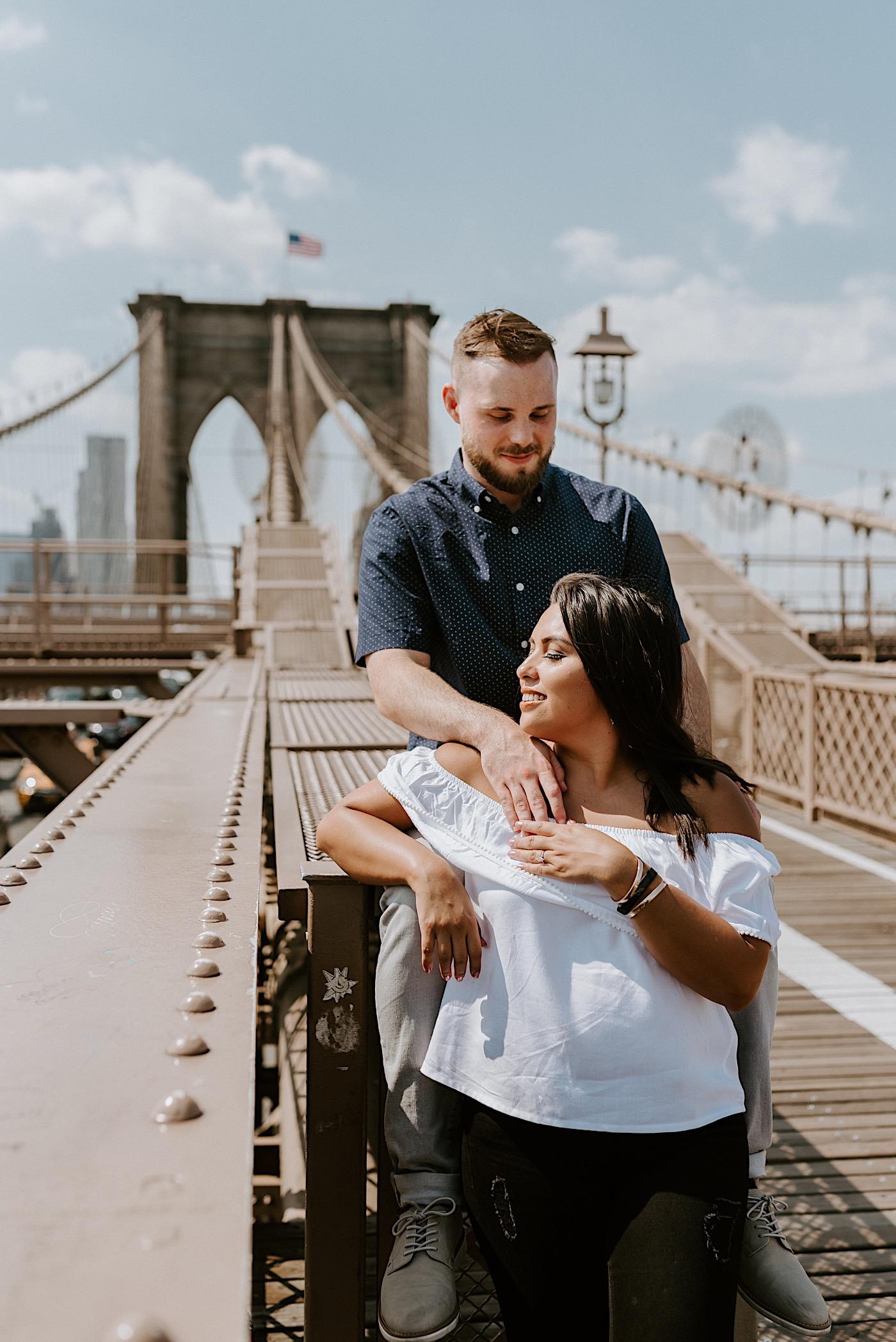 New York City Proposal Engagement Photos NYC Wedding Photographer 031