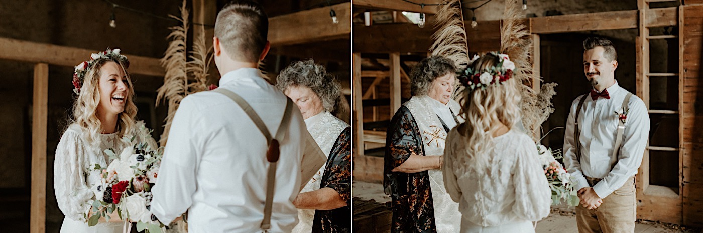 Barn Wedding New Jersey Wedding Boho Bride NJ Wedding Photographer 004
