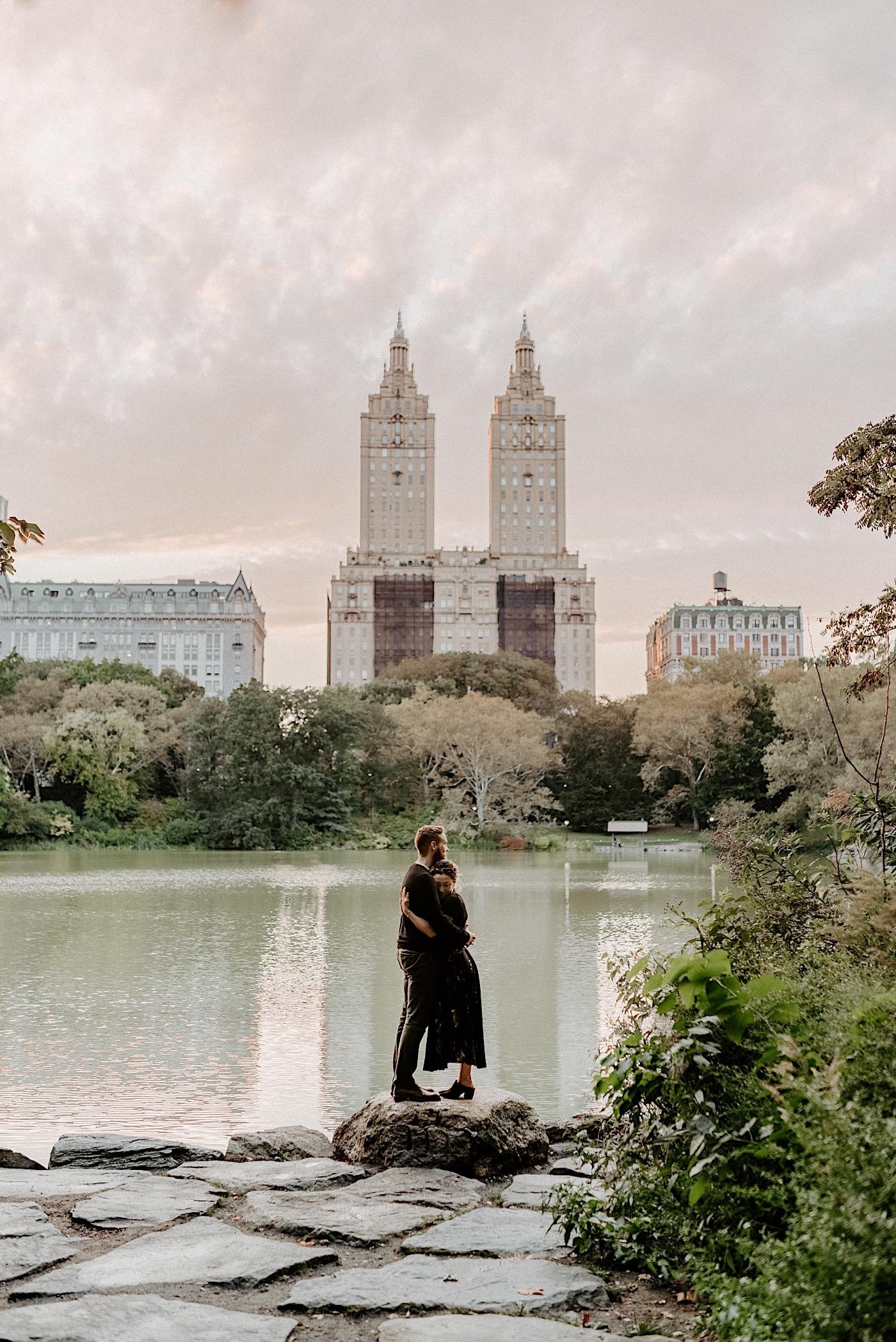 Bethesda Fountain Engagement Session NYC Engagement Photos New York Wedding Photographer 21
