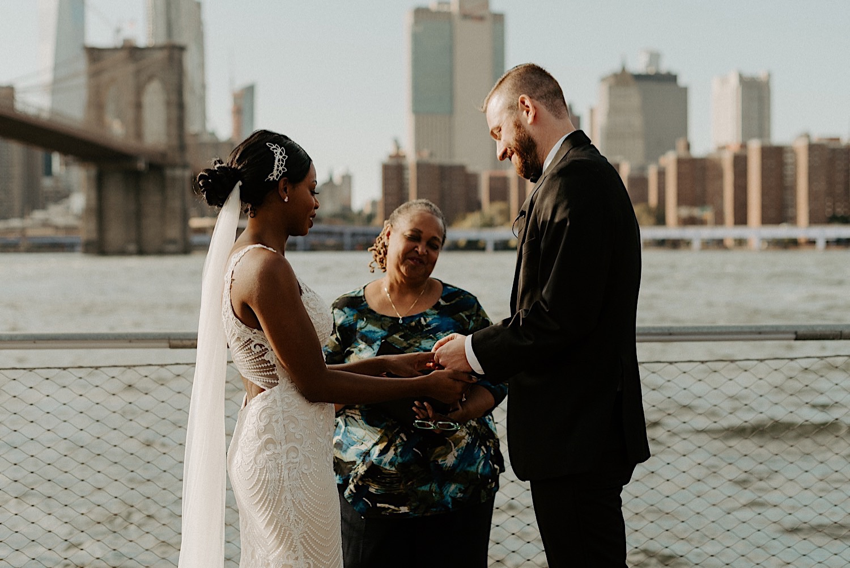 Brooklyn Dumbo Elopement NYC Wedding Photographer New York Elopement 27