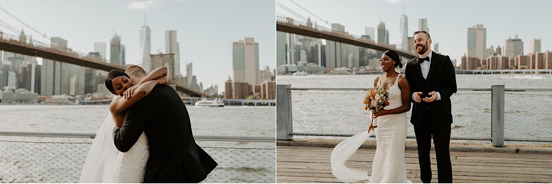 Brooklyn Dumbo Elopement NYC Wedding Photographer New York Elopement 29