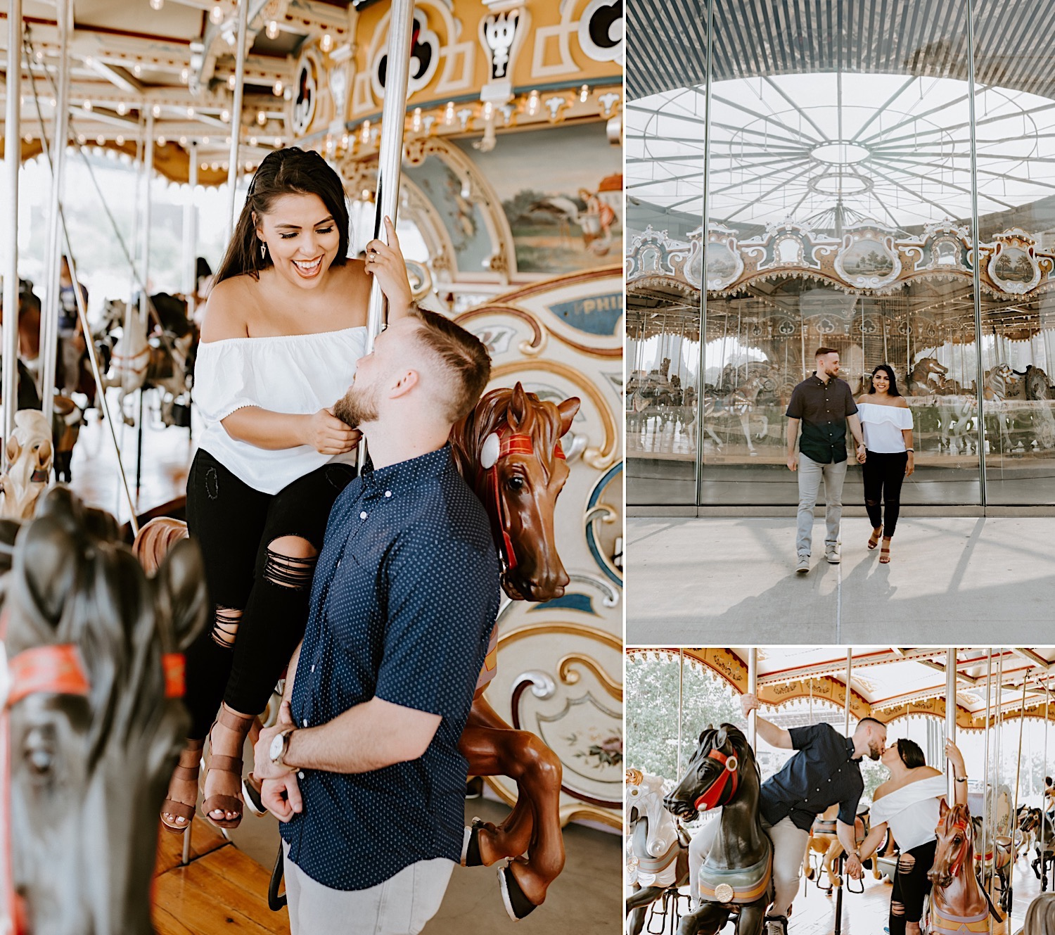Brooklyn Dumbo Engagement Session Brooklyn Wedding Photographer 05