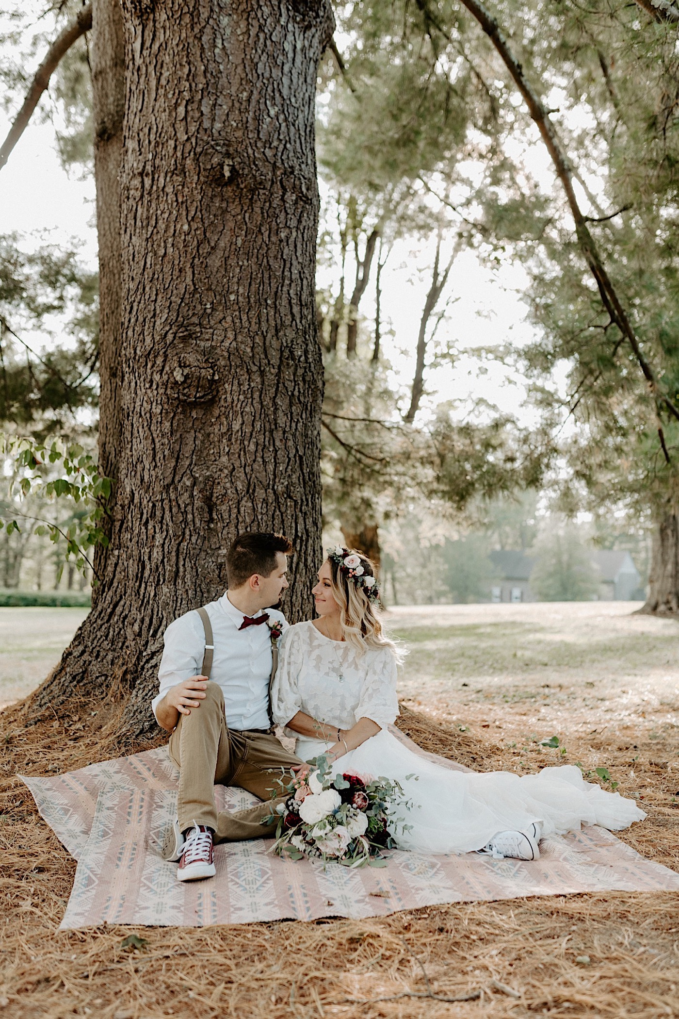 Woolverton Inn Elopement NJ Wedding Photographer Boho Wedding 020