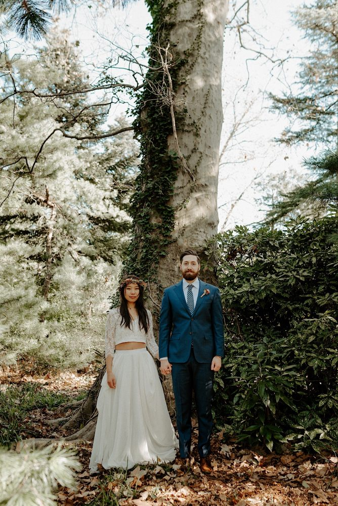 Brooklyn Botanic Garden Wedding Brooklyn Wedding Venue New York Wedding Photographer NYC Elopement 29