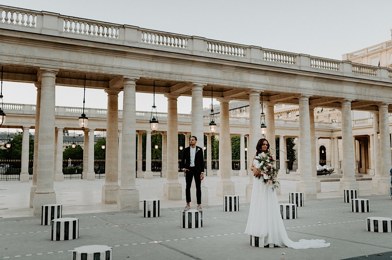 Paris Louvre Wedding Photos Paris Wedding Photographer Destination Wedding France Anais Possamai Photography 08