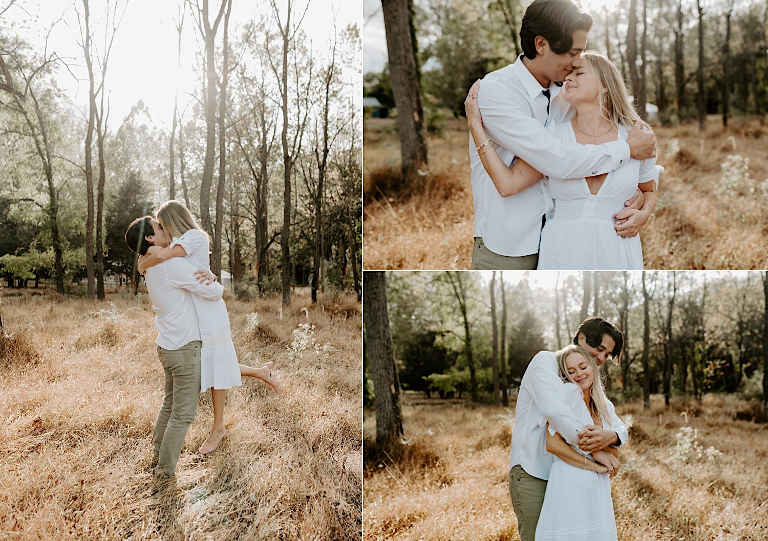 Woolverton Inn Engagement Session Fall Couple Session New Jersey Wedding Photographer 06