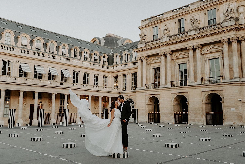 030 Paris Wedding Destination Wedding France Paris Wedding Photographer Louvre Wedding Photos