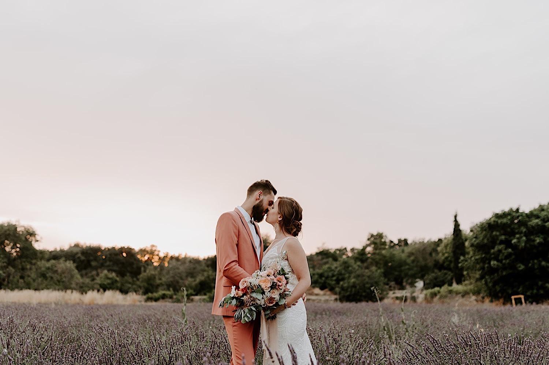 077 Terre Ugo Wedding Provence Wedding Destination Wedding France Provence Wedding Photographer Lavender Field Wedding Photos