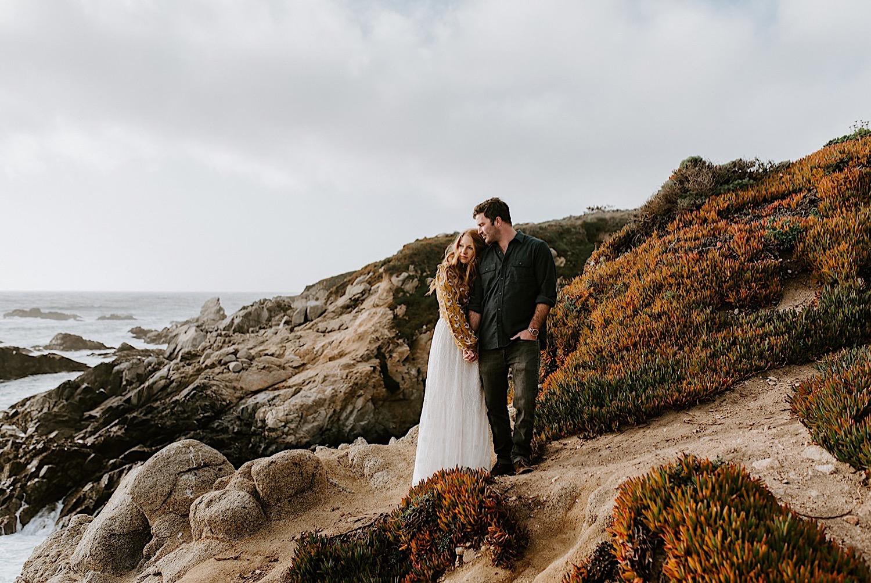 081 Big Sur California Engagement Photos California Wedding Photographer Big Sur San Francisco Wedding Photographer
