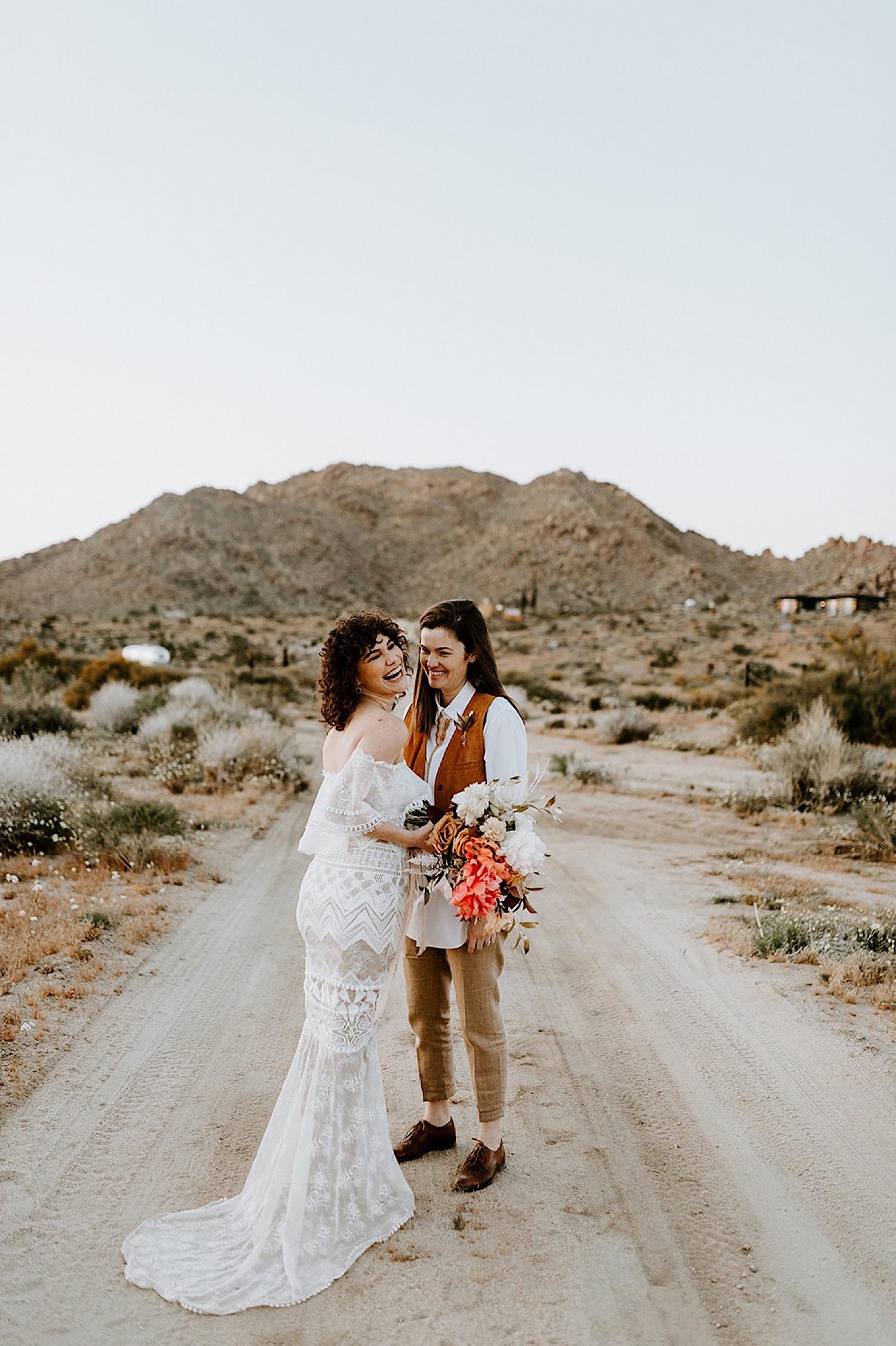 131 Joshua Tree Elopement Palm Springs Wedding California Wedding Photographer