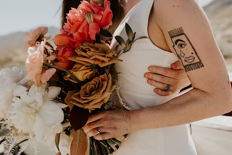 133 Joshua Tree Elopement Palm Springs Wedding California Wedding Photographer