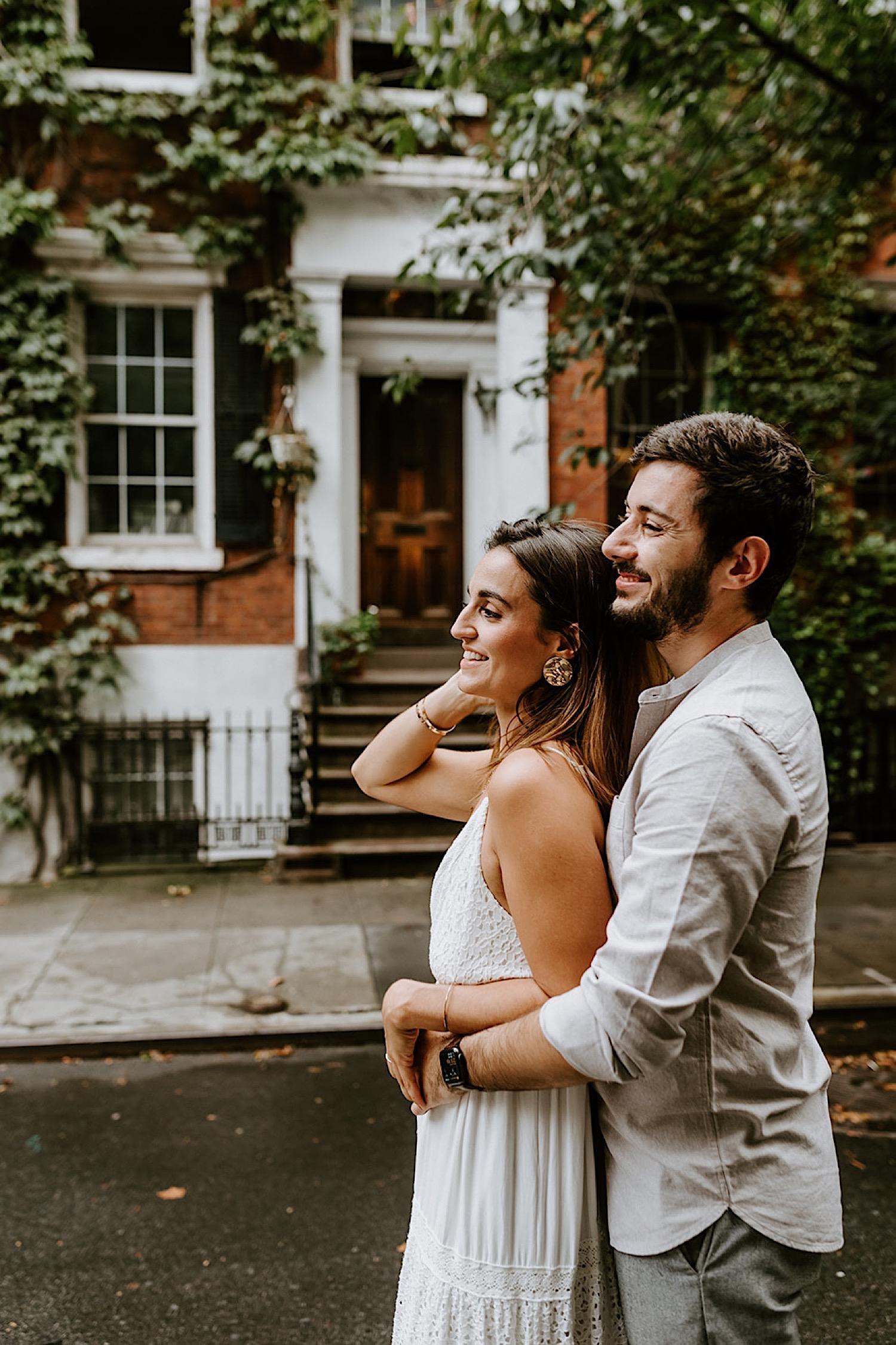 161 Greenwich Village Engagement Photos New York City Engagement Photos NYC Wedding Photographer