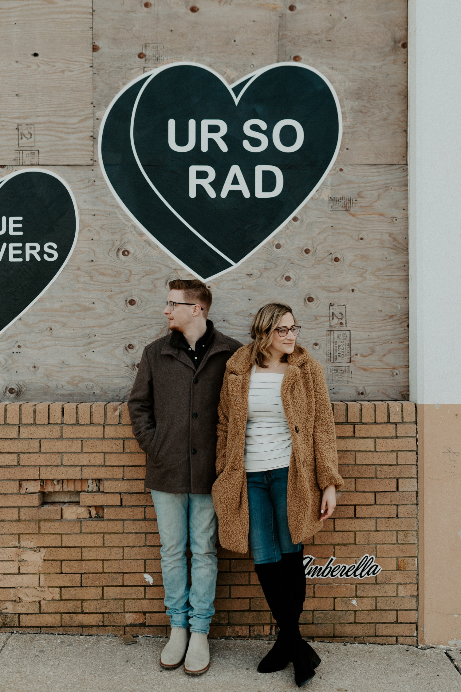 Asbury Park Engagement Photos Winter Beach Engagement Session New Jersey Wedding Photographer Anais Possamai Photography 014