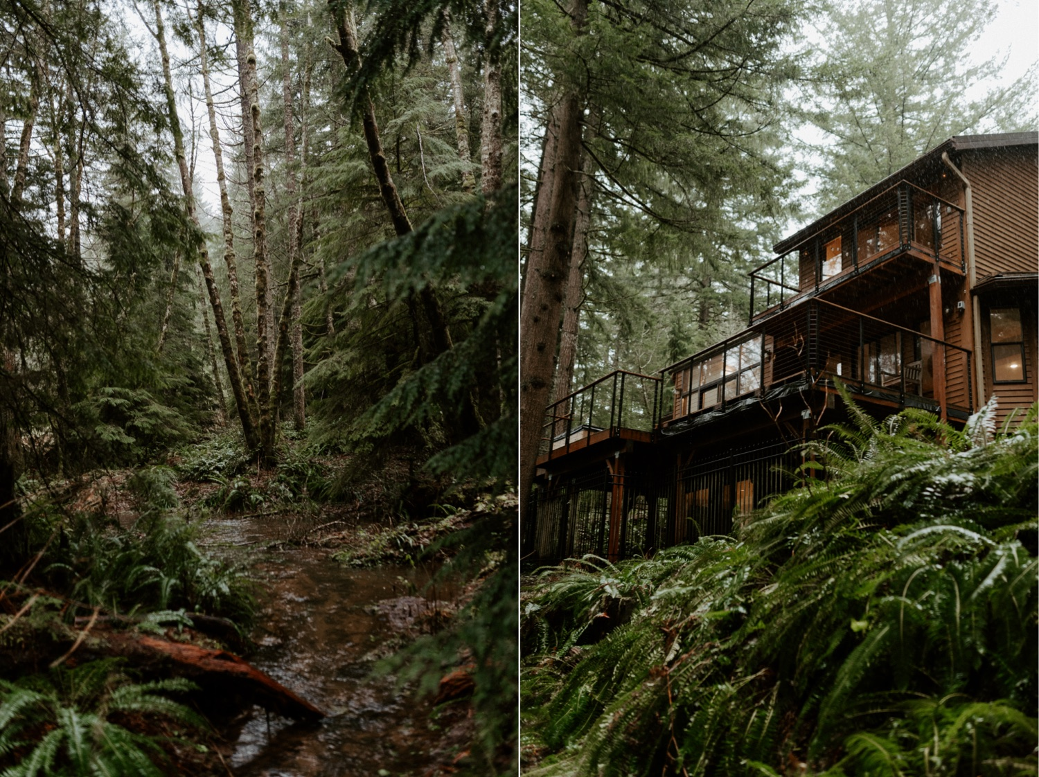 The Woodlands House Sandy Oregon Elopement Portland Elopement Photographer PNW Adventurous Elopement Anais Possamai Photography 002